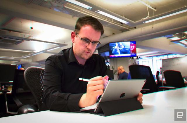 How to actually get work done on an iPad