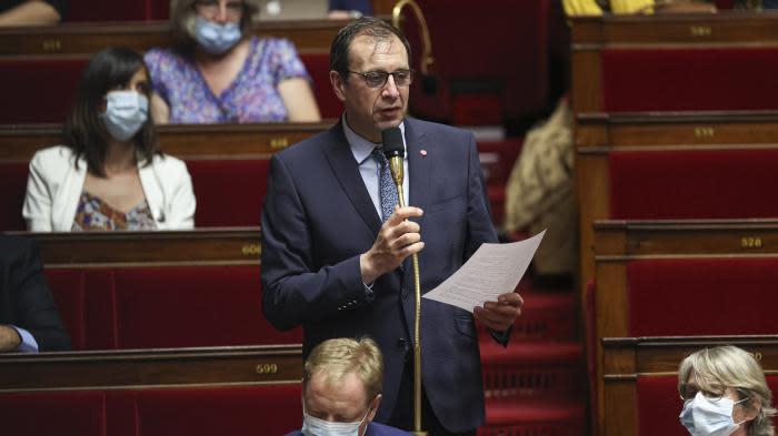 """""""Sécurité globale"""":""""La proposition de loi est peut-être maladroite mais ça n'enlève pas la grandeur du problème"""", déclare François Jolivet, député LREM"""