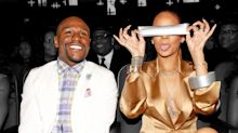 Rihanna Wore a Roll of Duct Tape as a Bracelet at the BET Awards