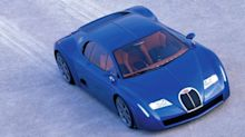 Vergessene Studien: Bugatti 18.3 Chiron (1999)