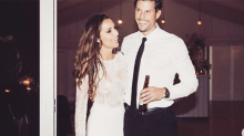 All the details we have about Sam and Snezana's wedding