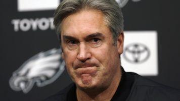 Pederson reiterates Wentz is Philly's No. 1 QB