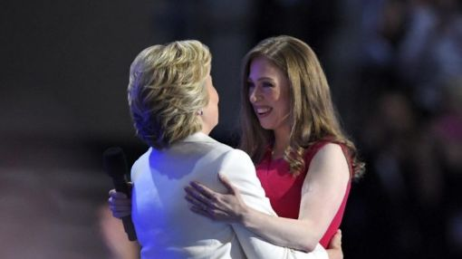 Chelsea shows a side of Hillary the public seldom sees