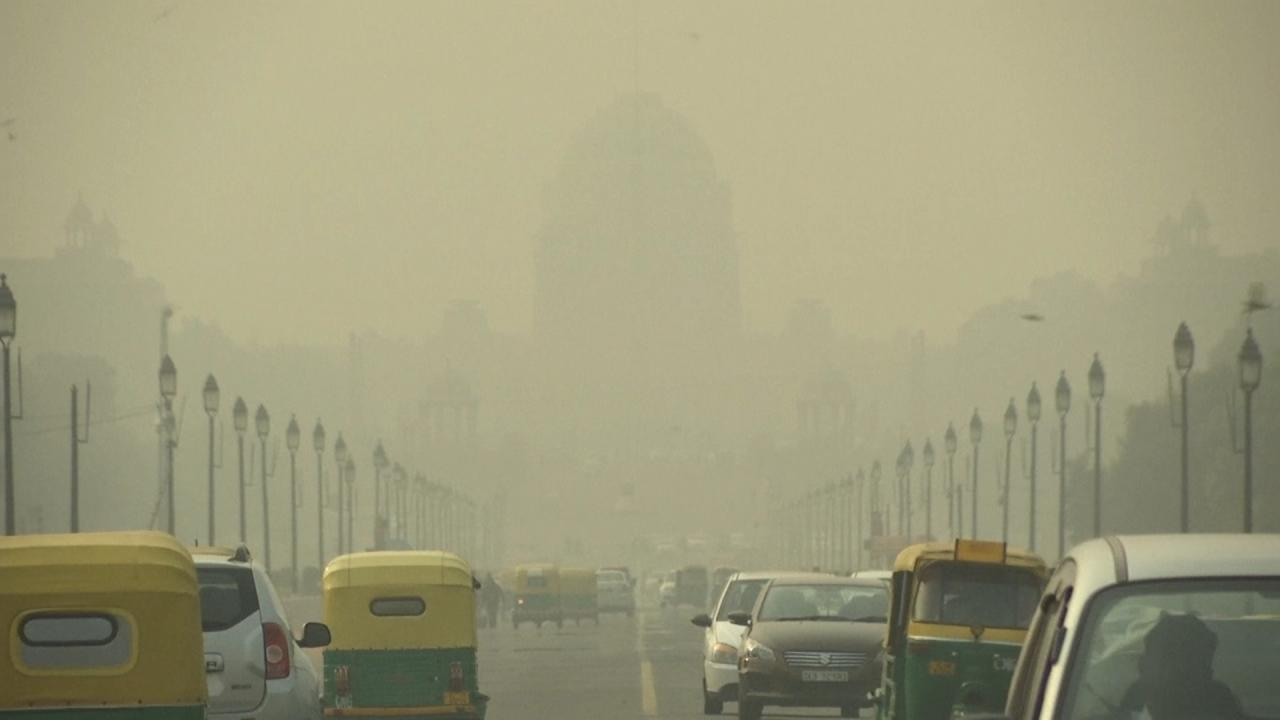 Daily air pollution in Delhi equivalent to smoking 50 cigarettes