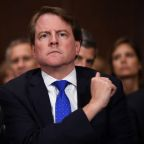 Ex-White House lawyer McGahn agrees to U.S. House interview - panel chairman