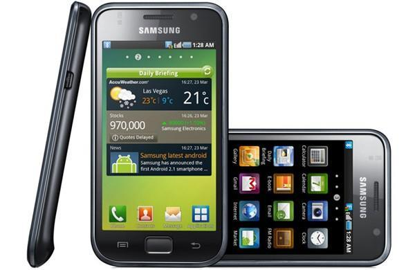 Samsung Galaxy S will hit Asia in June, get Froyo later