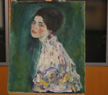 $66M painting stolen 23 years ago found inside Italian gallery's walls