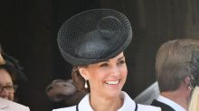 Kate Middleton Is Elegant in Black-and-White Look to Support Prince William at Order of the Garter