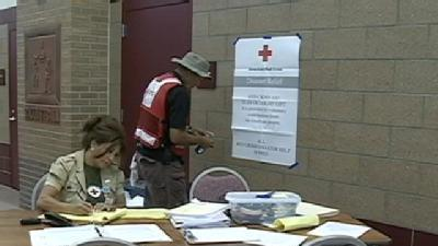 Flood Victims Turn To Homeless Shelters