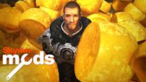 Skyrim is now Cheese - Top 5 Skyrim Mods of the Week