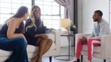 Laverne Cox surprises transgender man who has never met another trans person