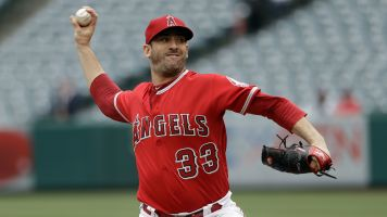 The Angels may be done with Matt Harvey
