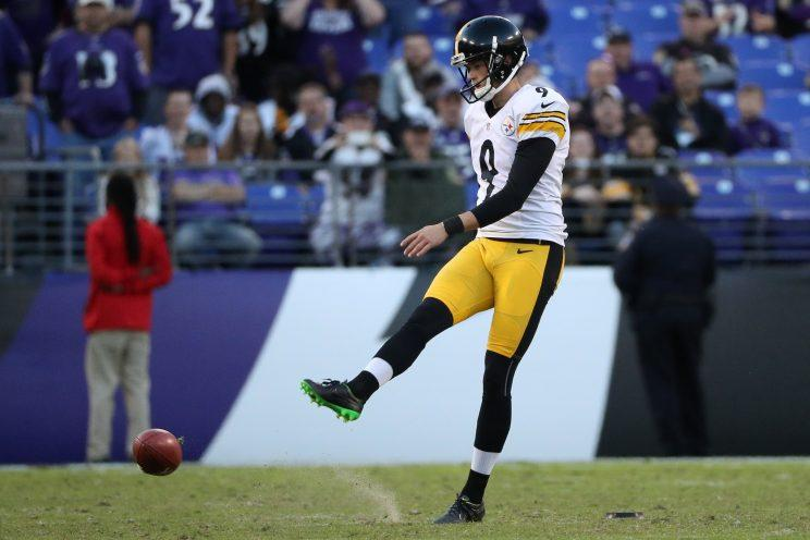 Worst onside kick ever: Steelers kicker botches attempt