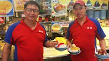 Meet the duo behind the Singapore dessert stall selling 'Gangster Ice'