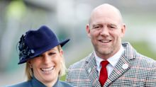Mike Tindall reveals he's a hands-on dad, as small daughters cause 'carnage'