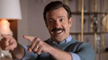 Jason Sudeikis' Golden Globes Acceptance Speech Would Make Ted Lasso So Proud
