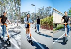 Spin's new e-scooter is designed to withstand the public's neglect