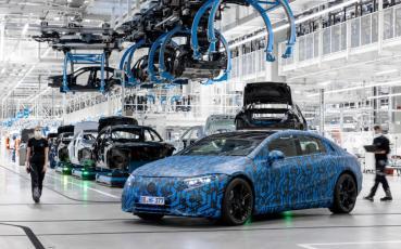 加速電動車發展進程 Mercedes-Benz官方確認EQ產品陣列於2022年面世