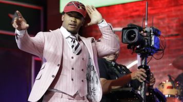 Murray's unforeseen rise to No. 1 pick in draft