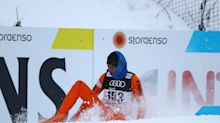 Venezuelan skier Adrian Solano branded new Eddie 'The Eagle' Edwards