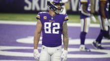 A look at Kyle Rudolph's career earnings