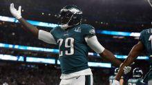 Former Philadelphia Eagle LeGarrette Blount announces retirement from NFL