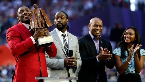 NFL announces 32 nominees for Walter Payton Man of the Year Award