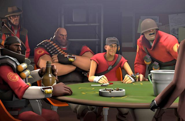 Valve is preparing 'Team Fortress 2' for eSports