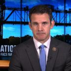 "U.S. leaving Kurds ""to the wolves"" with ""weak"" Syria withdrawal, Kinzinger says"
