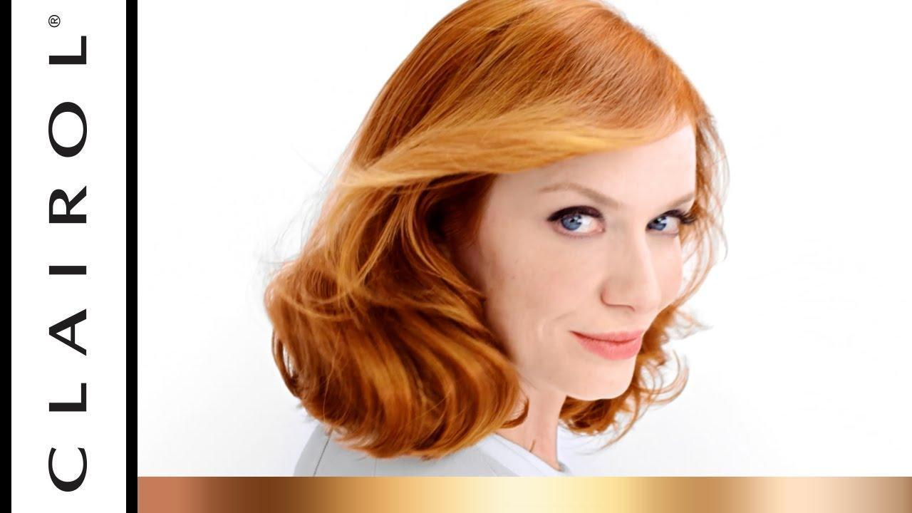 Clairol Under Fire For Misleading Christina Hendricks Ad