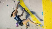Escalade - CM - Escalade - Coupe du monde: Laura Rogora et Adam Ondra vainqueurs à Briançon, la surprise Fanny Gibert en bronze