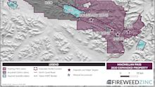 Fireweed Expands Property at Macmillan Pass Over Large Area of Zinc and Lead as well as Silver Targets