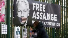 Julian Assange was 'handcuffed 11 times and stripped naked'
