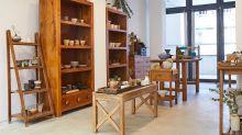 618上海街內的手造陶藝店!無用生活推廣手造器物的藝術