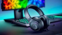 The Razer Kraken X Offers Ultra-Light Comfort for All-Day Gaming
