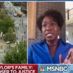 MSNBC's Joy Reid says Breonna Taylor charges imply 'no one killed' her