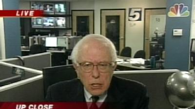 NewsChannel 5: Up Close With Senator Bernie Sanders