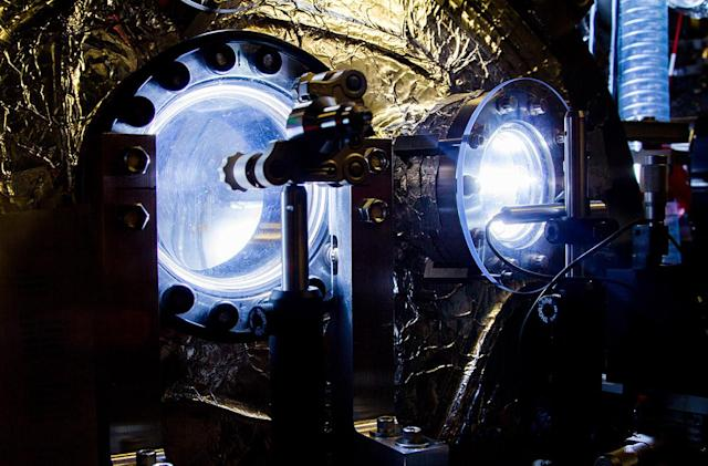 The Big Picture: The world's most powerful x-ray laser