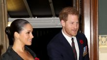 Prince Harry, Meghan Markle melt internet's hearts as PDA moment surfaces