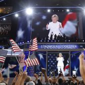 DNC Final Day Ratings See Hillary Clinton Down From Obama In 2012; Steady With Trump & RNC