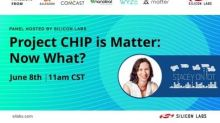 """Stacey on IoT & Silicon Labs Host """"Project CHIP is Matter: Now What?"""" Panel"""