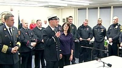 Hooksett Woman Gives Back To Rescuers