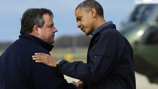 Gov. Christie: President Obama 'kept every promise' on Sandy aid