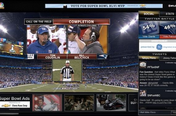 Super Bowl internet debut breaks records, disappoints some viewers