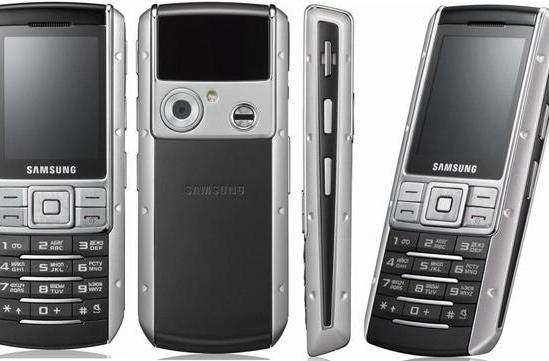 "Samsung Ego GT-S9402 luxury phone shames the word ""luxury"""