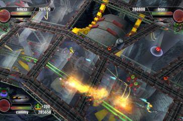 PS3 Fanboy review: Rocketmen: Axis of Evil