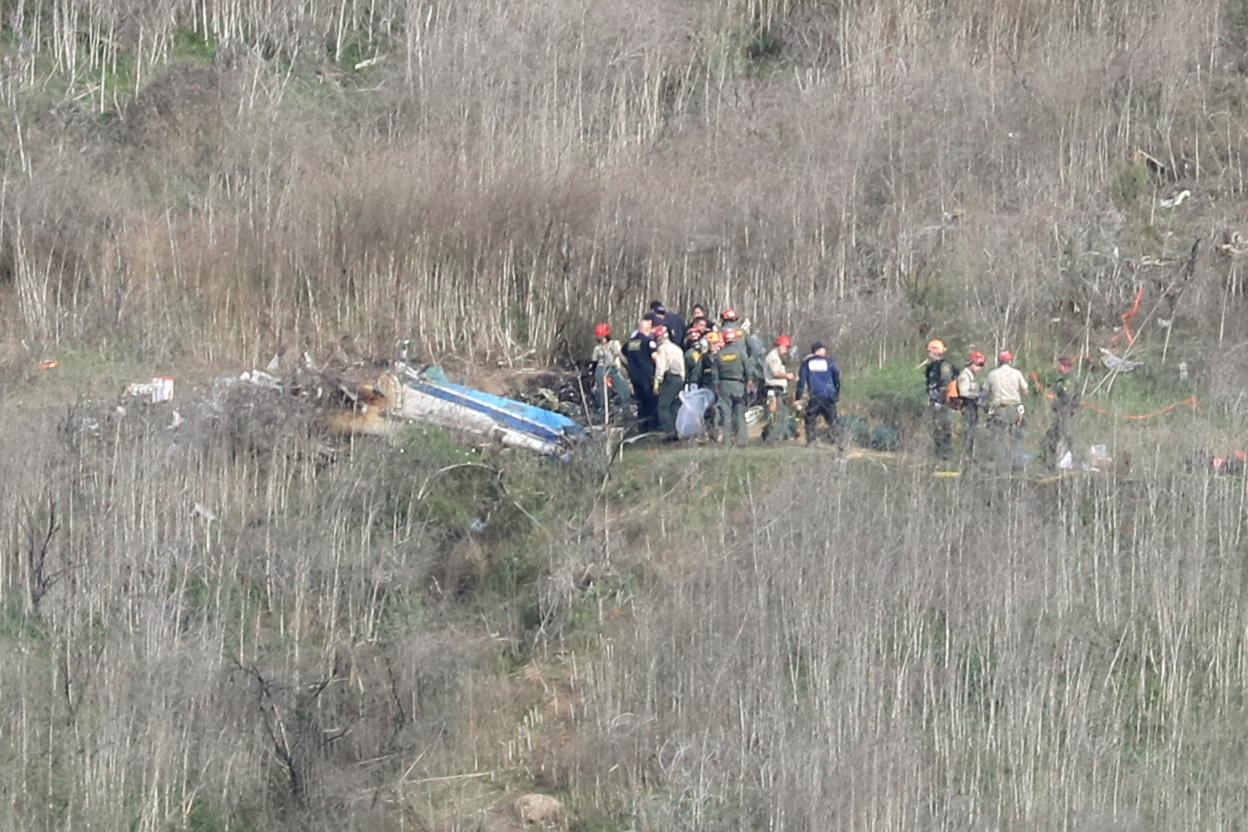 Image result for Deputies Allegedly Shared Photos of Kobe Bryant's Crash, Victims' Remains
