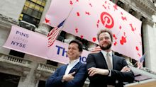 Pinterest shares slump as guidance disappoints