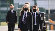 'This will be devastating': Backlash as secondary school pupils urged to wear face masks in classrooms