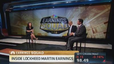 Earnings Squad: Lockheed Martin, Coach & Nu Skin